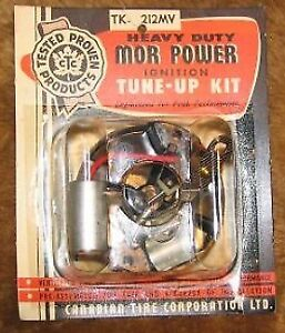 60-61 Chevrolet Corvair Ignition Tune-Up Kit NORS TK212MV