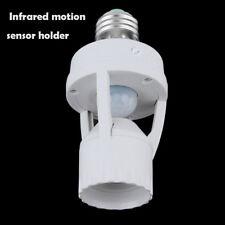 Home E27 Timer LED Infrared Motion Detection Lights Sensor Bulbs Smart Switch