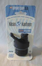 KLEAN KANTEEN SPORTS CAP 3.0 NEW NWTS CLASSIC KLEAN KANTEENS