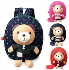 Новый милый детский рюкзак мягкая кукла школьная сумка мягкая игрушка подарок для маленьких девочек мальчиков