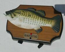 Vintage Big Mouth Billy Bass Singing Fish