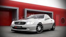 Divisor FRONTAL (con Textura) para Mercedes SLK R 170 Facelift (2000-2004)