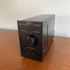Rare Vintage Stax SRD-7 SB Headphone Energizer Adapter - Audio Earspeaker Box