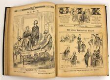 Illustrirtes Wochenblatt  ULK  1888