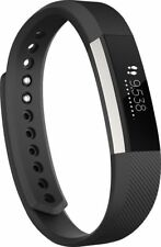 NEW Fitbit - Alta Activity Tracker (large ) - Black FB406BKL