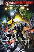 Rom Vs Transformers Shining Armor #1 Cover A Comic Book 2017 - IDW