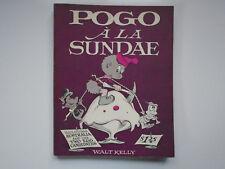 Pogo A La Sundae, Walt Kelly, Softcover, 1st Printing, 1961