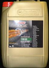 20 litros Castrol Edge FST Titanium 10w-60 aceite del motor 10w60 lleno de síntesis aceite
