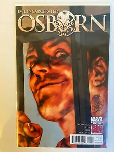 Evil Incarcerated Osborn 1 2011 1st Appearance of Toxie Doxie VF/NM WandaVision