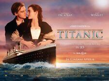 Titanic 35mm Film Cell strip very Rare var_e