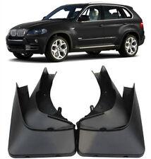 Genuine OE Set Splash Mud Guards Mud Flaps FOR 2007-2013 BMW X5 E70 With Pedal