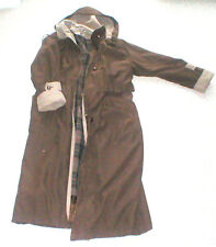 Womans Coat with Removable Lining, Small: Utex: EGYPT