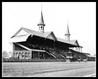 1901 Kentucky Derby Photo 8X10 - Churchill Downs Horse Racing