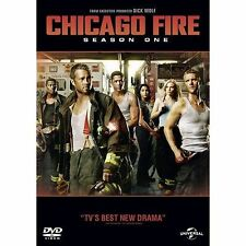Chicago Fire Complete Series 1 DVD All Episode First Season Original UK Rel NEW