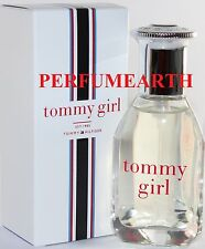 TOMMY GIRL EST. 1985 1.0 OZ COLOGNE SPRAY & NEW IN A BOX BY TOMMY HILFIGER
