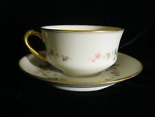HAVILAND LIMOGES FRANCE - CUP AND AND SAUCER