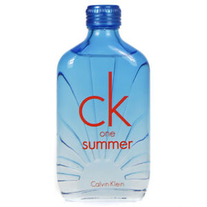 Calvin Klein CK One Summer 2017 100ml Eau De Toilette EDT Spray For Men