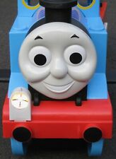 Ride-On Thomas The Tank Toy Train Big Electric Powered with Music Sound & Light