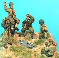 CP Models US3 20mm Diecast WWII USA Gamblers-Winners and Losers (5 Figures)