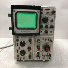 Tektronix 564B Oscilloscope Light Wear Vintage Vtg Amplifier Time Base