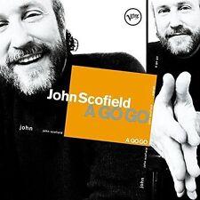JOHN SCOFIELD-A GO GO-JAPAN SHM-CD BONUS TRACK C94