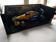 Benetton Ford B191 - Michael Schumacher - Minichamps 1/18 - Rare
