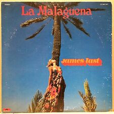 JAMES LAST / LA MALAGUENA LP Orig JAPAN ISSUE MP-2457