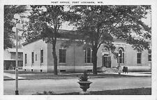 WI - 1939 United States Post Office in Atkins, Wisconsin