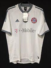 2002-03 Bayern Munich Away Jersey Soccer Shirt M adidas BNWT