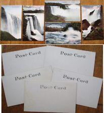 Miniature 1910 Postcards: Niagara Falls, NY - SET OF FIVE (5)