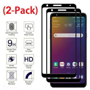 Wholesale LOT For [LG Stylo 5] Full Coverage Tempered Glass Screen Protector