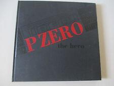 PIRELLI-PZERO-THE HERO-UBER RARE HARDCOVER VERSION- BOOK-2000
