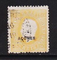 Azores - #56b used, cat. $ 57.50