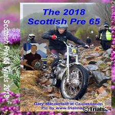 The 2018 Scottish PRE65 Trials Review 2 Disc DVD