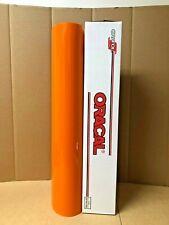 Oracal 651 1 Roll 24 X 10yd 30ft Light Orange 036 Gloss Sign Vinyl