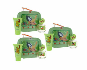 Daffy Duck by Looney Tunes for Kids ComboPack: GiftSet-LunchBox New in Box 3PK