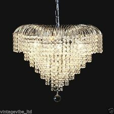 Unbranded Crystal 7-12 Ceiling Lights & Chandeliers