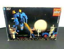 Lego Moon Landing #367 missing 53 pieces