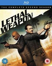 Lethal Weapon: Season 2 (Blu-Ray) Damon Wayans, Clayne Crawford