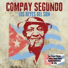 Compay Segundo - Los Reyes Del Son - Two Original Albums 2CD NEW/SEALED