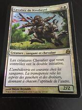 MTG MAGIC MORNINGTIDE KINSBAILE CAVALIER (FRENCH CAVALIER DE KINSBAYEL) NM FOIL
