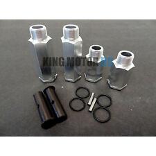 "King Motor Aluminum 2""-4"" Wheel Extenders Fit HPI Baja 5B 5T 5SC 2.0 Buggy Rovan"