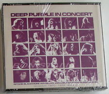 DEEP PURPLE - IN CONCERT - 2 CD Sigillato