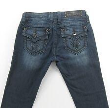 """ROCK REVIVAL  CELINE BOOT  FLAP Pockets Women's jeans  size 28 / inseam 29"""""""