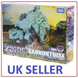 **UK Seller** Zoids GANNONTOISE (ZW05) - Official Takara Tomy - Toy Figure BOXED