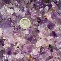 3000 Carat Lots of (SMALL) Amethyst Points -  Plus a FREE Faceted Gemstone