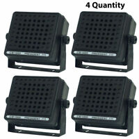 LOT OF (4) NEW PYRAMID CB1000 Communications Extension Speaker