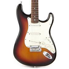 Used Fender American Deluxe Stratocaster Sunburst 1998