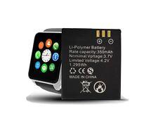 Smart Watch GT08 A1 Akku Batterie Ersatzakku 350mAh battery accu Smartwatch Uhr