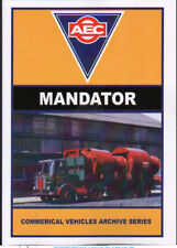 Truck lorry road haulage book:  AEC MANDATOR